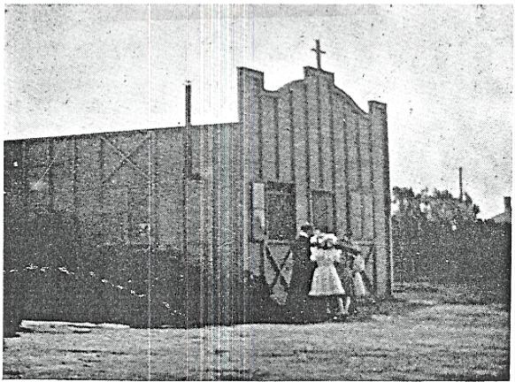 first saint anthony school