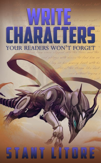 Book Cover: Write Characters Your Readers Won't Forget