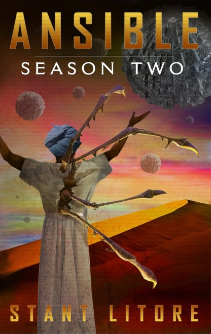 Book Cover: Ansible Season Two
