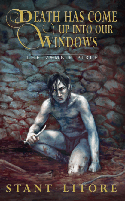 Book Cover: Death Has Come Up Into Our Windows