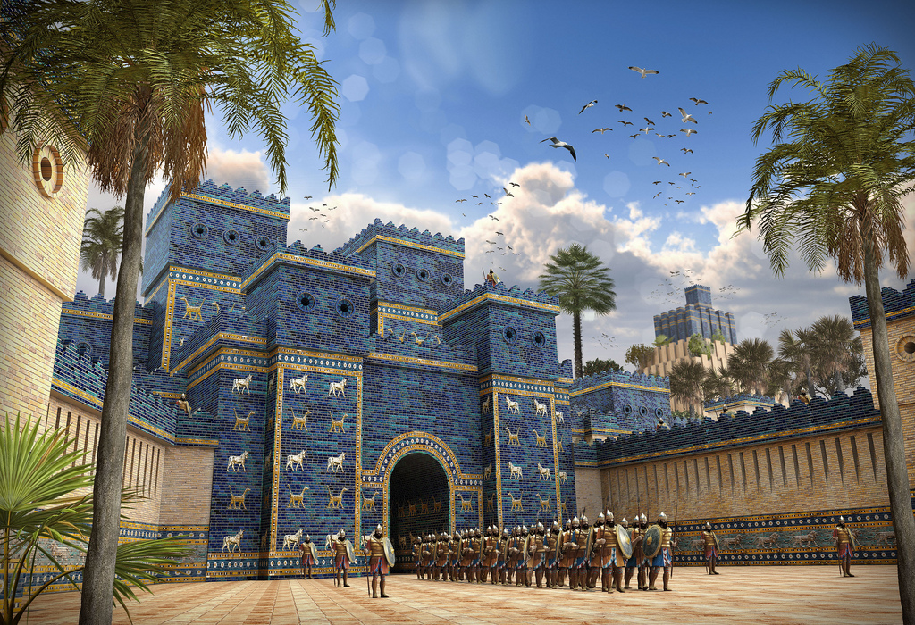 The Gate of Babylon