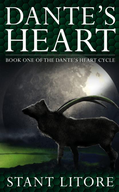Book Cover: Dante's Heart