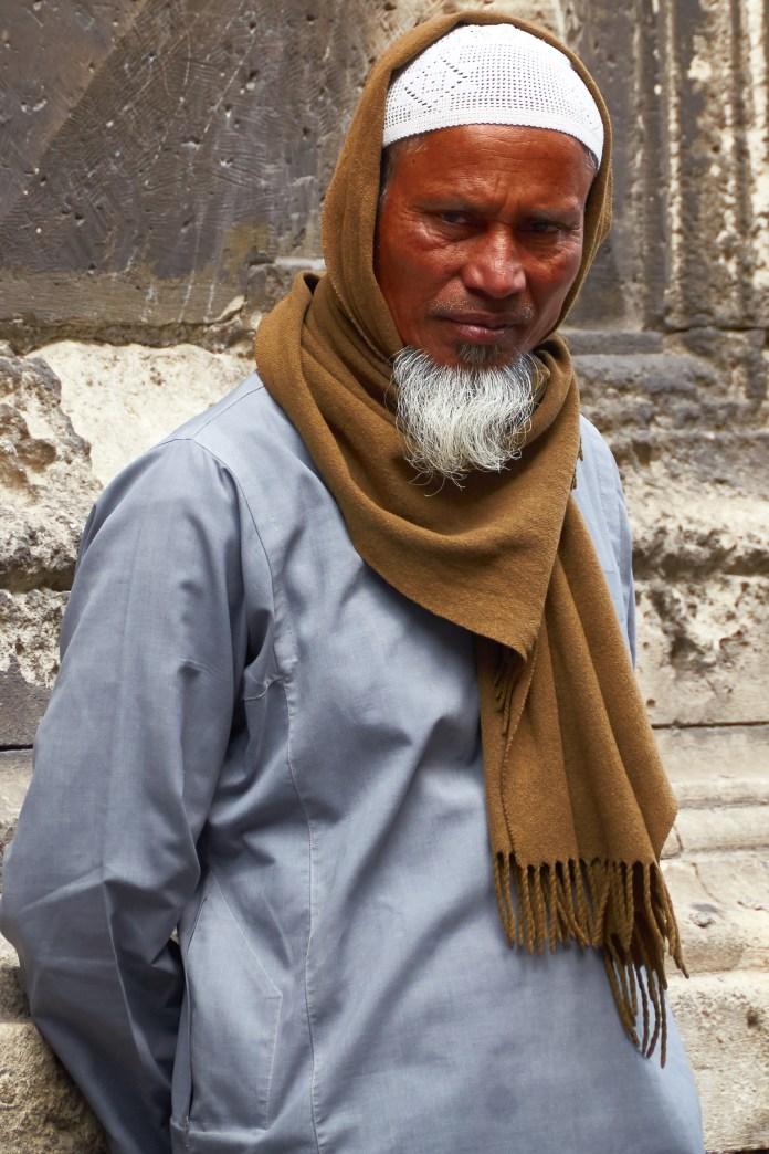 Catania Arab Man