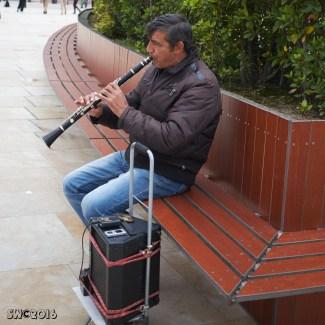Clarinettist Bilbao