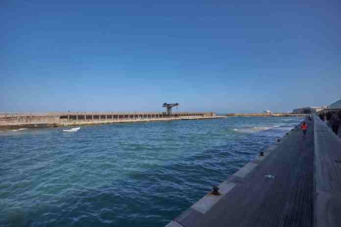 T-APort harbour