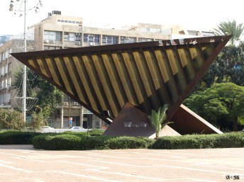 Tel Aviv Tumarkin Monument