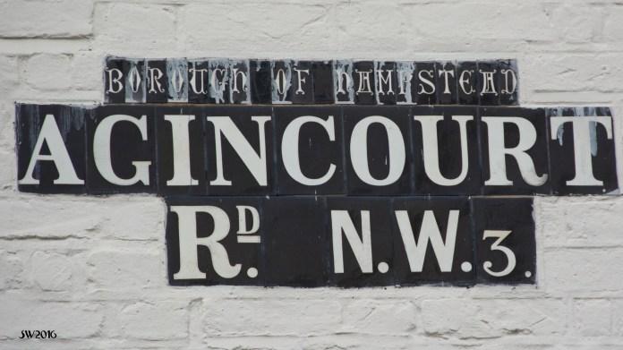 Agincourt Road