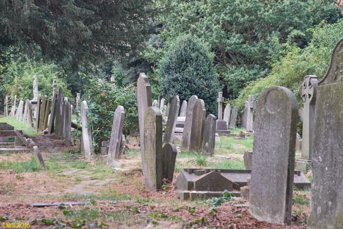 Hampstead Graveyard