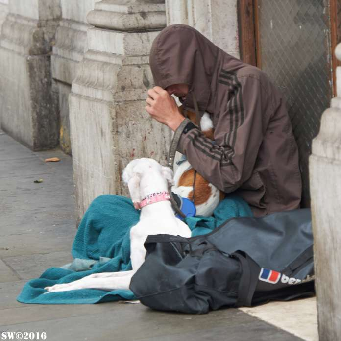 Homeless & props