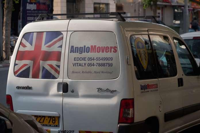 Anglo Movers