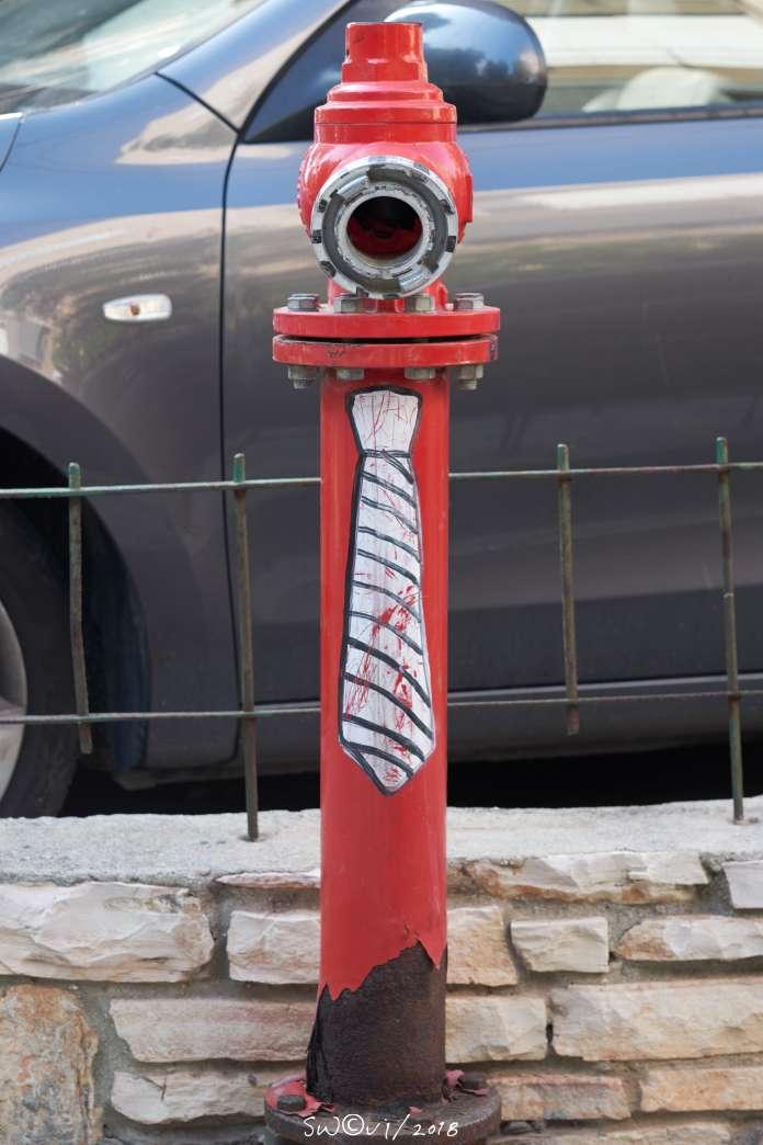 Hydrant tie