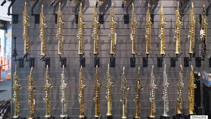 DSCF3204 Soprano saxophones