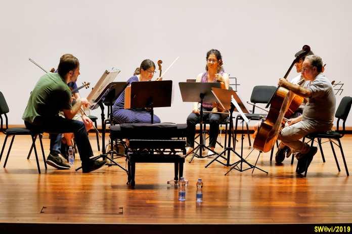 Sextet Rehearsal