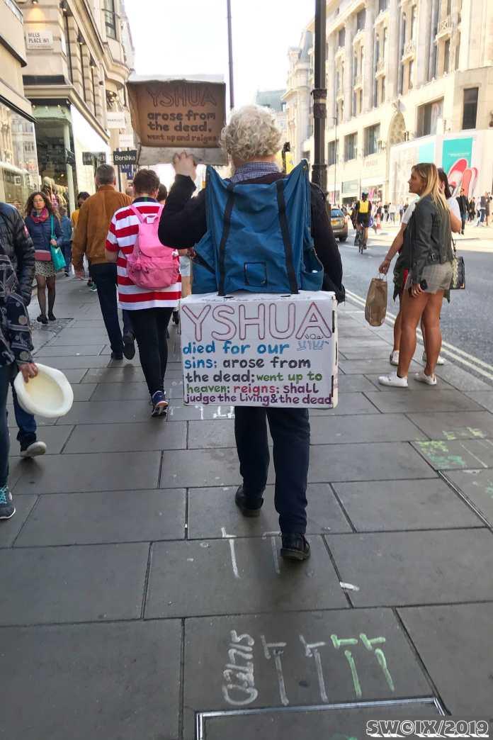 Really? Oxford Street