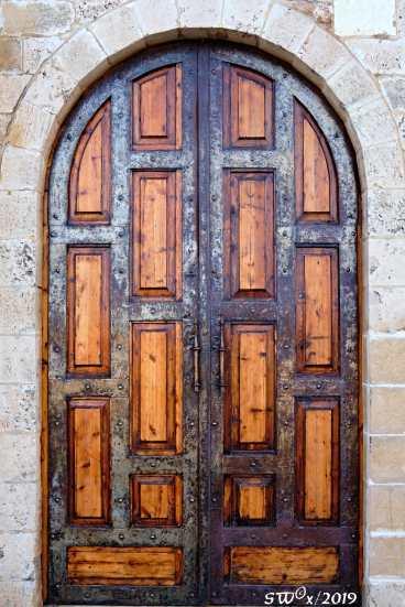 Doors at Jaffa Port 1