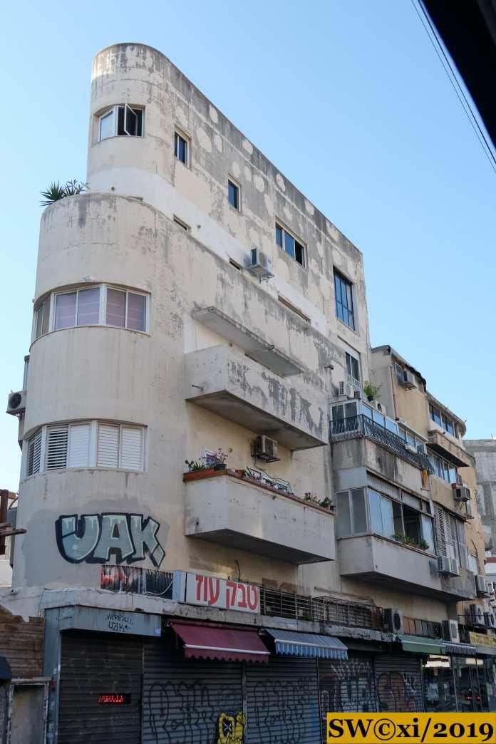 Bauhaus dilapidated