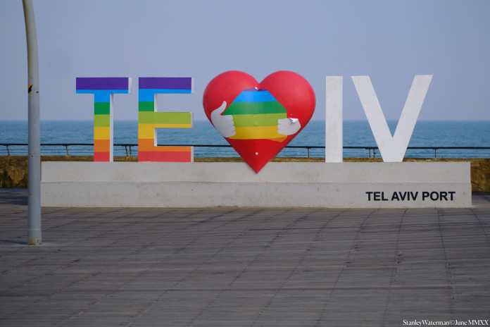 Gay TLV