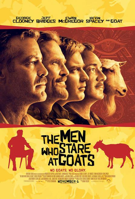 the men who stare