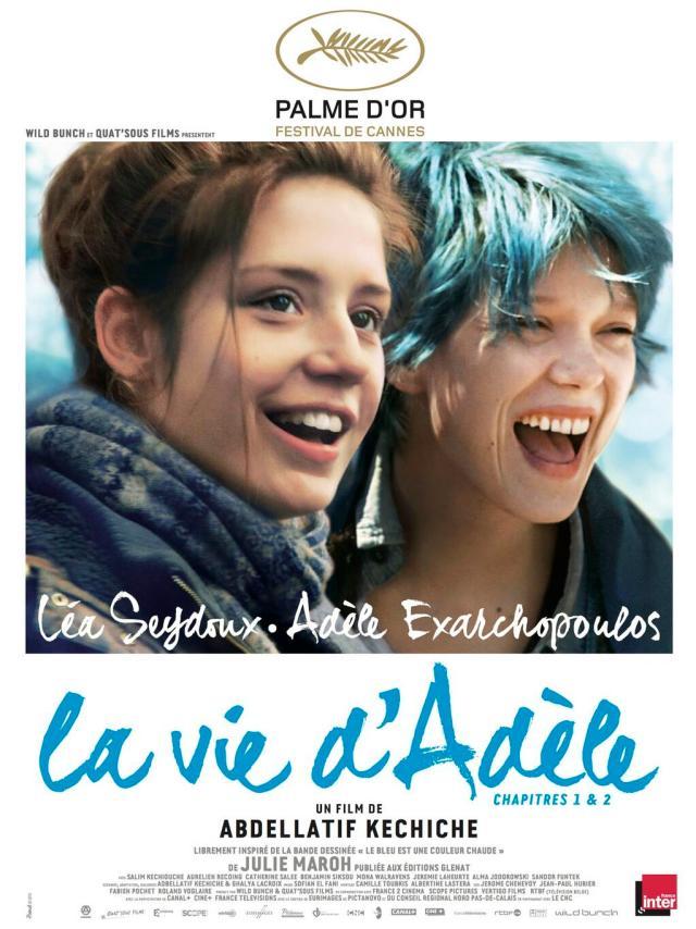 """Recensione """"La vita di Adele"""" (""""La vie d'Adele"""", 2013)"""