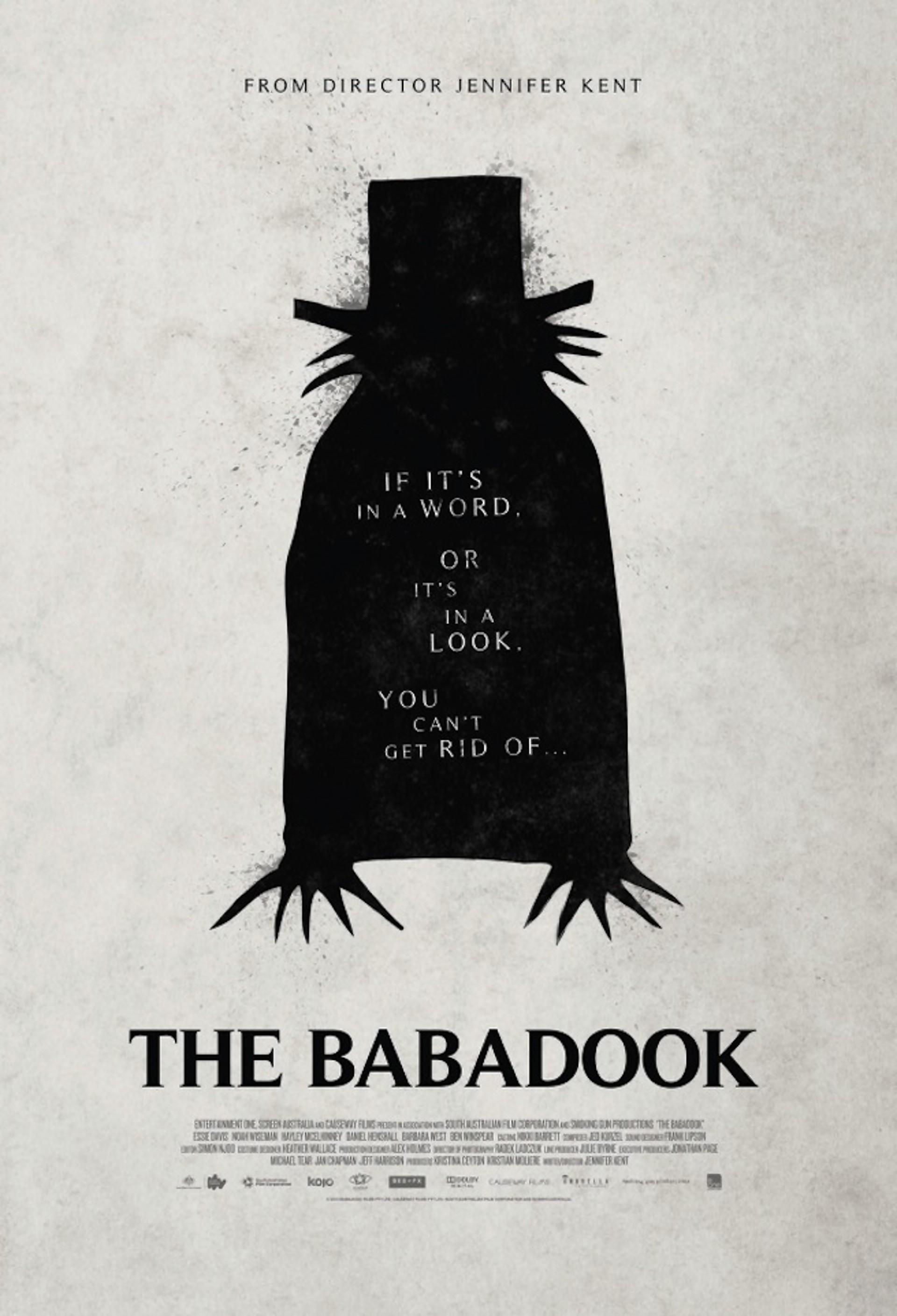 Poster do filme O Babadook