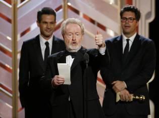 Ridley Scott Globes
