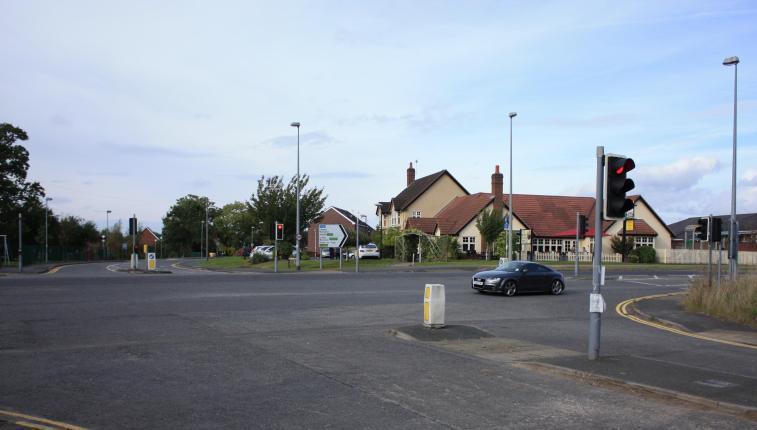 Cronkinson Farm pub