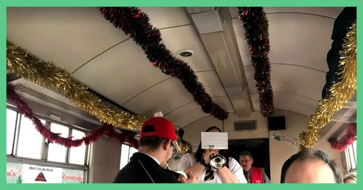 The East Lancs Railway Santa Specials Review