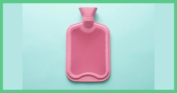 Reuse your hot water bottle water by watering the plants - ways to save money on a tight budget
