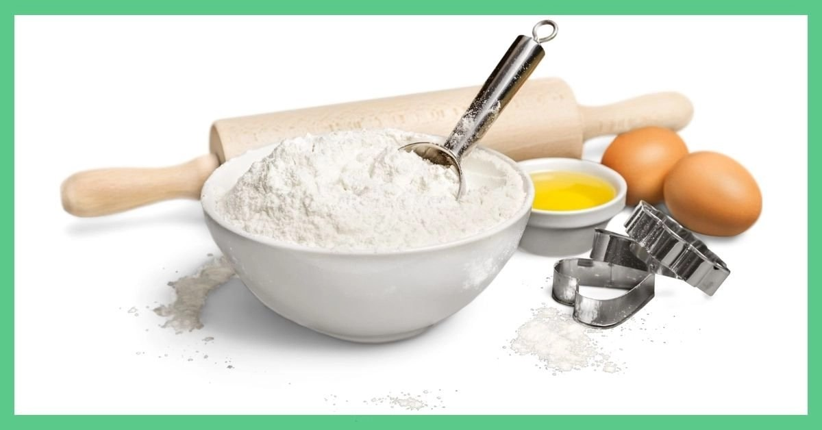 Simple baking swaps for flour, eggs and milk