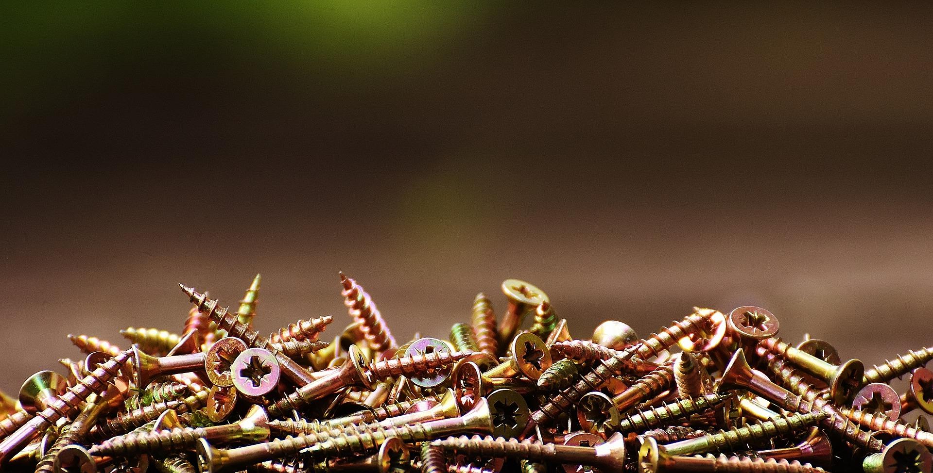 Threaded Fasteners - Screws