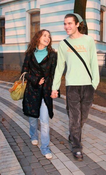 Виктория Дайнеко и Павел Артемьев