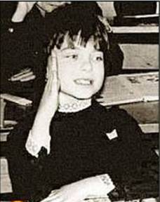 Наташа Королева в детстве