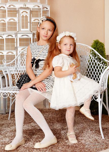 Мария Киселева дети