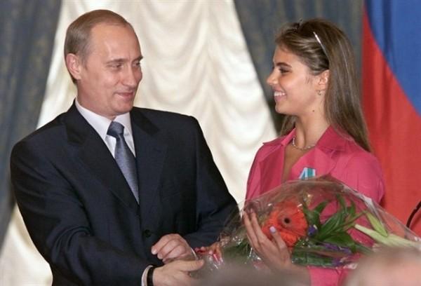 фото Путина и Кабаевой