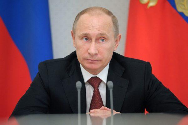 Владимир Путин: биография, фото, википедия, возраст, дети ...