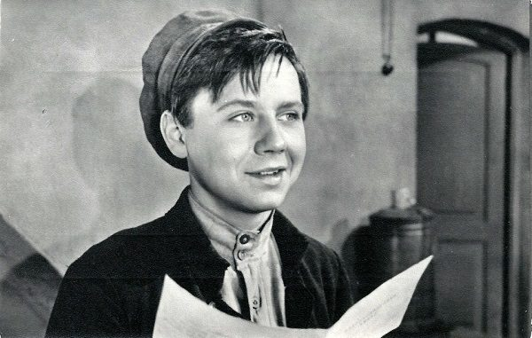 Олег Табаков в молодости. Фото
