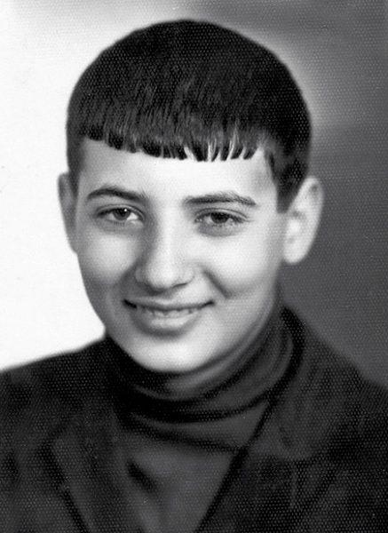 Игорь Крутой в детстве