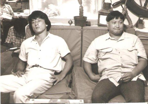 Джеки Чан и Саммо Хун