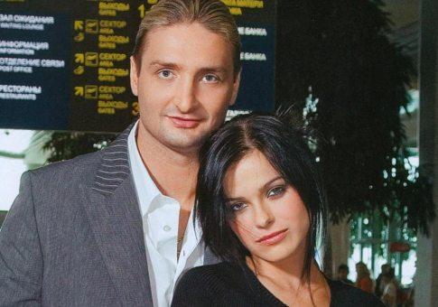 Елена Темникова и Эдгаром Запашным