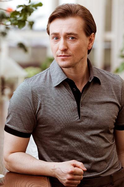 Актер Безруков. Фото