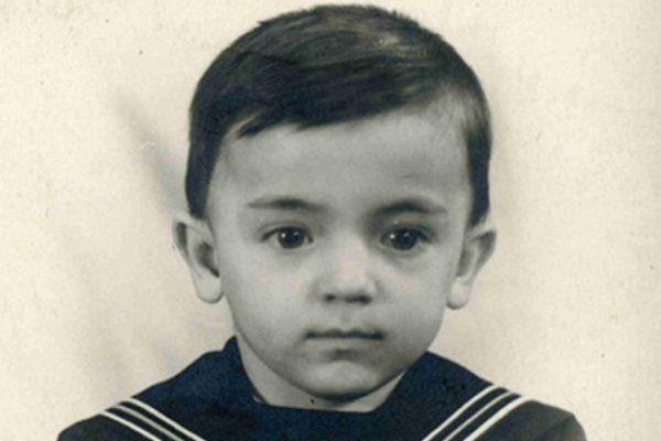 Михаил Боярский в детстве. Фото