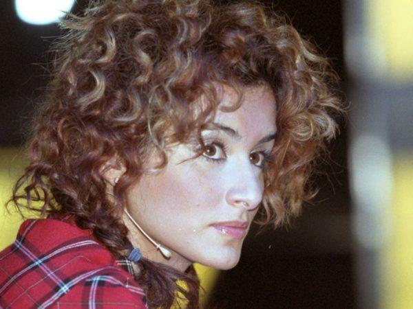 Тина Канделаки в молодости. Фото