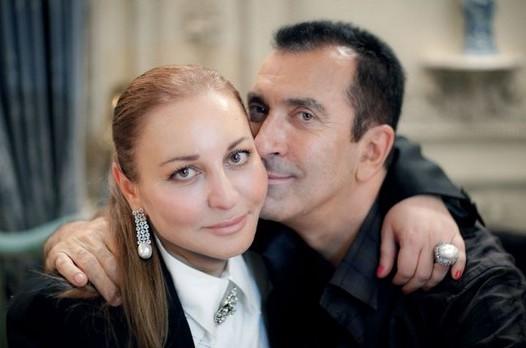 Александр Буйнов фото c женой Еленой