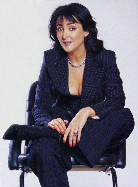 Певица Лолита Милявская в молодости. Фото