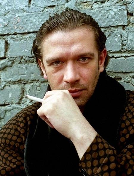 Владимир Машков в молодости. Фото