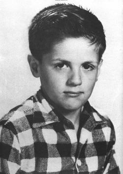 Сильвестр Сталлоне в детстве. Фото