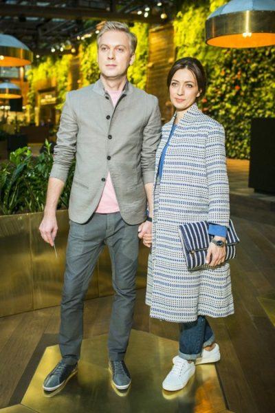 Сергей Светлаков и Антонина Чеботарева. Фото