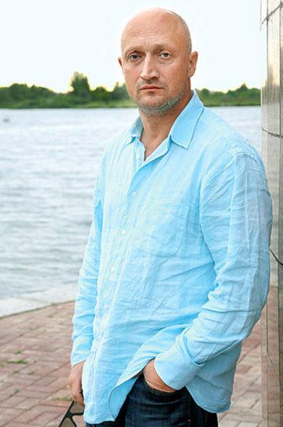 Фото актера Гоши Куценко