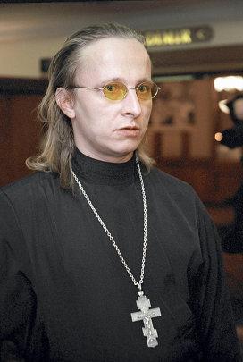 Иван Охлобыстин был священником.