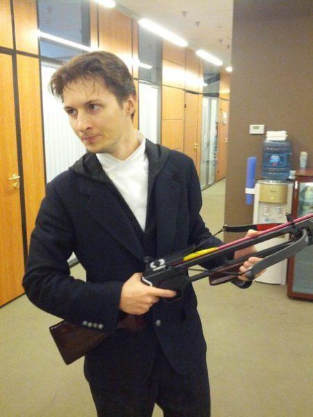 """Павел Дуров - основатель социальной сети """"ВКонтакте"""""""
